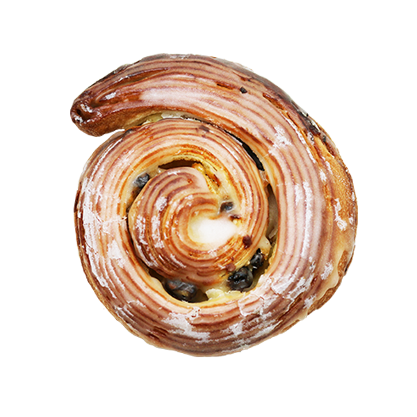 Pomelo Raisin Roll
